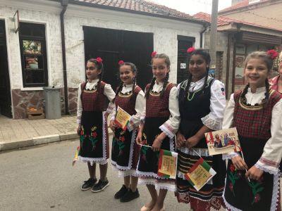 24 май - ОУ Св. Св. Кирил и Методий - Манолич, Сунгурларе
